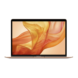 "Apple MacBook Air MWTL2 (2020) Intel Core i3 ,8GB RAM,256GB SSD,13"" Retina display,English Keybord,Gold"