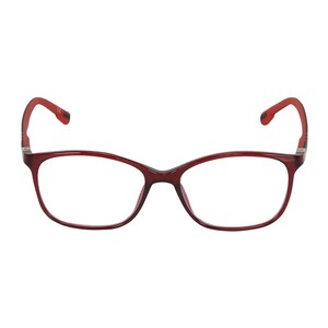 Stanlio Women's e-Glass 6585 C1 Oval Red