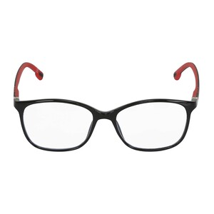 Stanlio Women's e-Glass 6585 C3 Oval Red