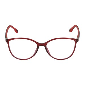 Stanlio Women's e-Glass 6595 C1 Oval Red