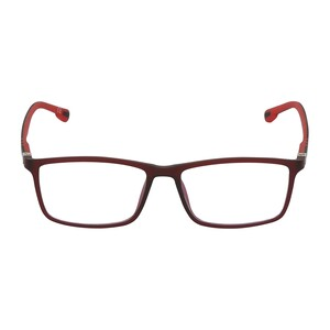 Stanlio Unisex e-Glass 6615 C1 Square Red