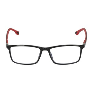 Stanlio Unisex e-Glass 6615 C3 Square Red