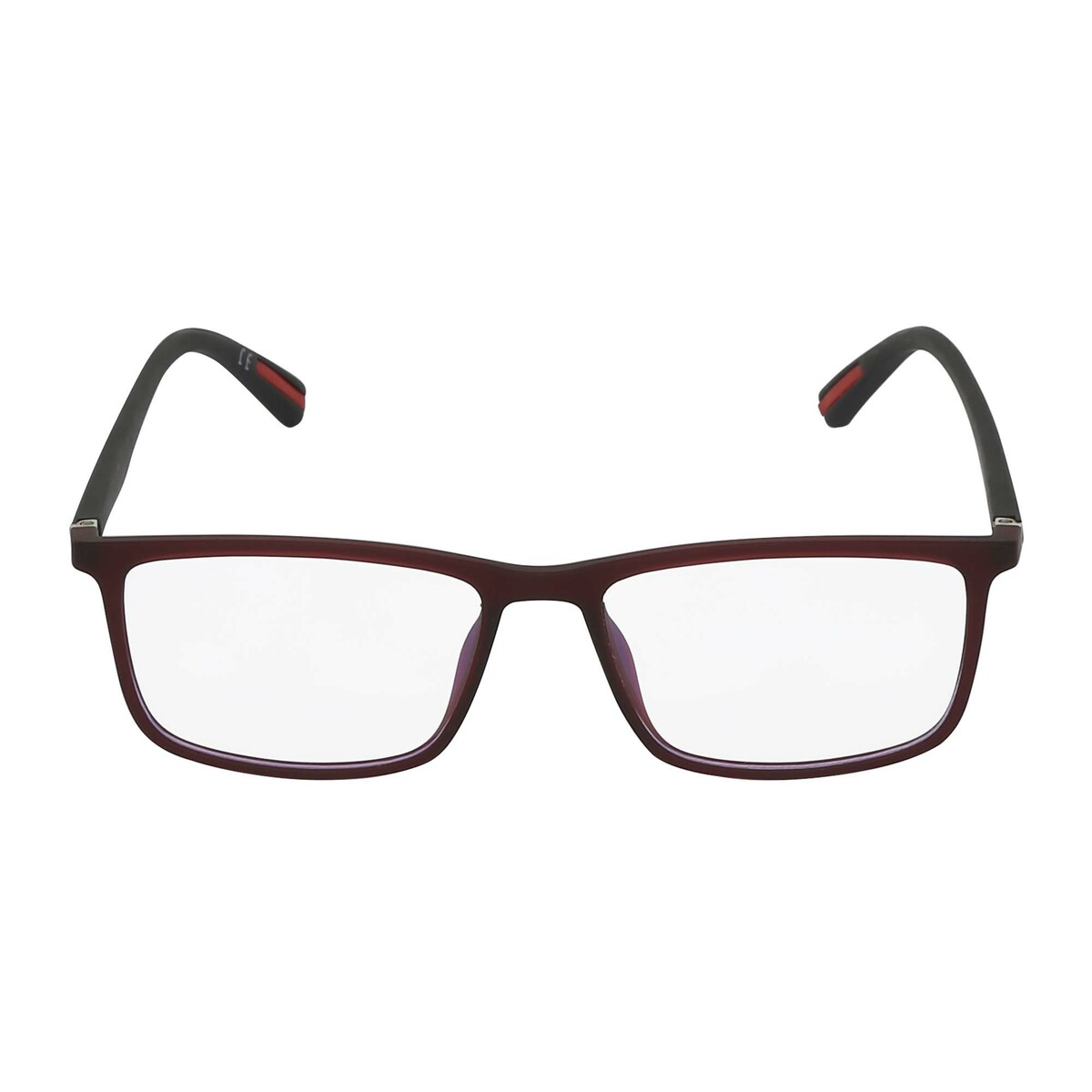 Stanlio Men's e-Glass 5602 C6 Square Brown