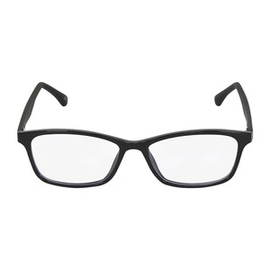 Stanlio Unisex e-Glass 1608 C5 Semi Square Black