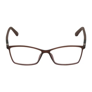 Stanlio Unisex e-Glass 5006 C5 Semi Square Brown