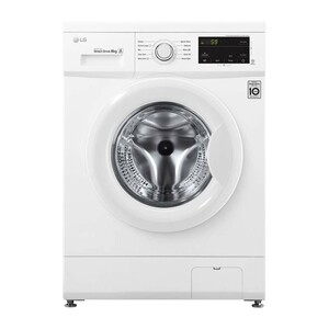 LG Front Load Washing Machine FH2J3TDNP0 8KG, 6 Motion Direct Drive, Smart Diagnosis™
