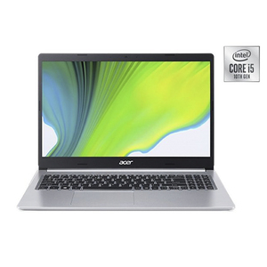 Acer A514-NX.HUPEM008 Notebook, Core i5-1035G1, 14 Inch,8GB RAM,512GB SSD,Windows 10,Silver