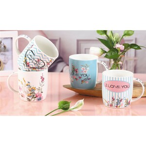 Mountain BC Valentine Mug ZPX21549 380ml 1pc Assorted Colors & Design