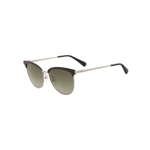 Longchamp Women's Sunglass 107S55 Tea Cup Black