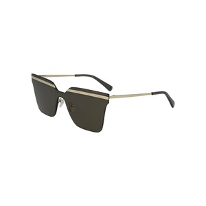 Longchamp Unisex Sunglass 122S60 Shield Grey