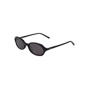 Dkny Women's Sunglass 501S51 Oval Black