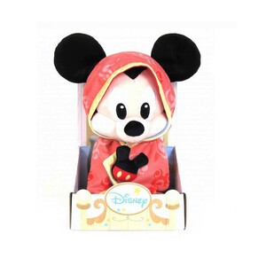 Disney Plush Mickey Blankee With Stand 10