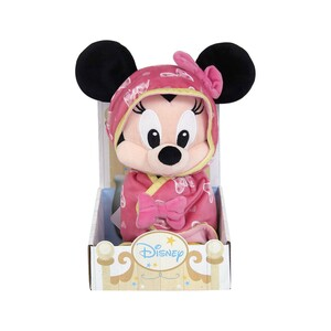 "Disney Plush Minnie Blanket With Stand 10"" PDP1601599"