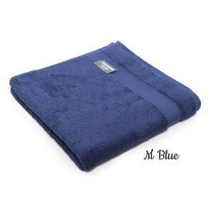 Cannon Cotton Bath Towel 70x140cm Blue