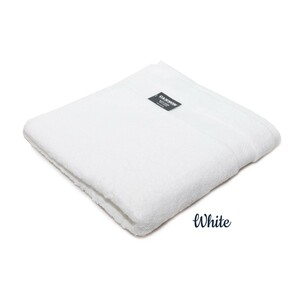 Cannon Cotton Bath Towel 70x140cm White