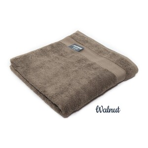 Cannon Cotton Bath Towel 70x140 Walnut