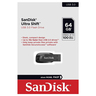 SanDisk 64GB Ultra Shift USB 3.0 Flash Drive, Speed Up to 100MB/s (SDCZ410-064G-G46)