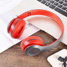 Iends Wireless Headphone Bluetooth Over-Ear Foldable Headset with Microphone V30 (Assorted Colours)