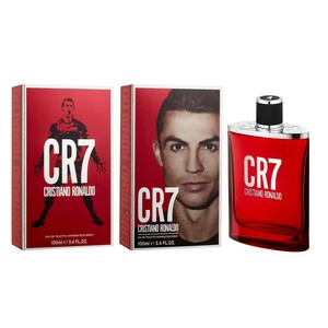 Cristiano Ronaldo CR7 Red Vaporisateur Spray EDT for Men 100ml