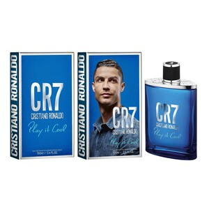 Cristiano Ronaldo CR7 Play It Cool Vaporisateur Spray EDT for Men 100ml