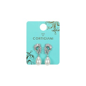 Cortigiani Tear Drop Pearl Earring 1495905