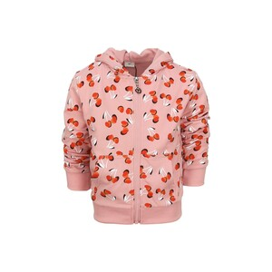 Eten Girls Sweatshirt Long Sleeve EGSD-05 Peach 3-4Y