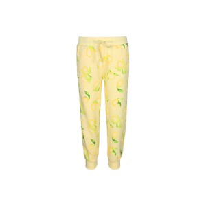 Eten Girls Track Pants EGSD-22 Yellow 4X14Y