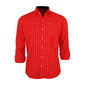 Sunnex Mens Casual Shirt Long Sleeve FSS-CH-1018