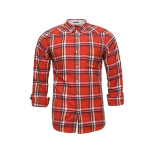 Sunnex Mens Casual Shirt Long Sleeve FSS-CH-1001