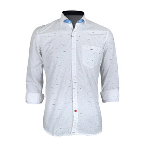 Sunnex Mens Casual Shirt Long Sleeve  FSS-PT-5017