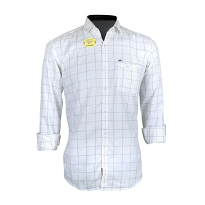Sunnex Mens Casual Shirt Long Sleeve  FSS-CH-1021