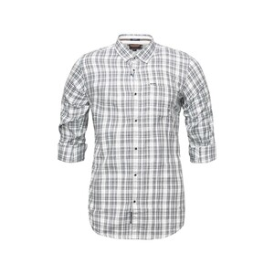 Sunnex Mens Casual Shirt Long Sleeve FSS-CH-1023