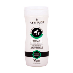 Attitude Pet Shampoo Shiny Coat 240ml