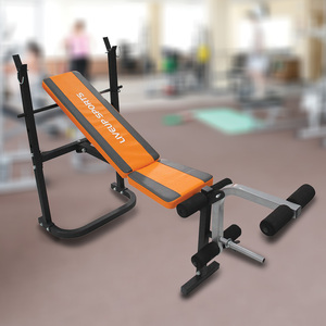 LIVE-UP Fitness Weight Bench BLK LS1102