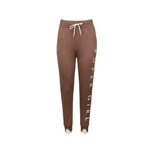 Sports Inc Women's Track Pant Brown TRK-9430