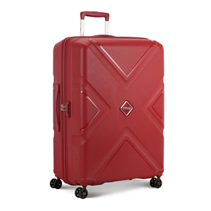 American Tourister Kross 4Wheel Hard Trolley 55cm Red Color