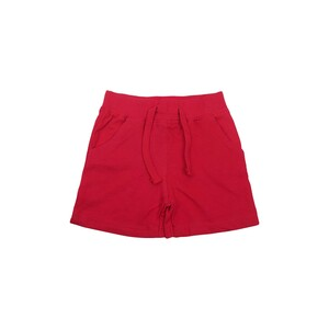 Eten Infants Girls Basic Short Red SCCIGTS02