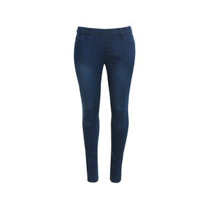Eten Women's Denim Jeggings 2299 Mid Blue