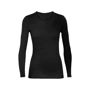Eten Women's Bdy Fit T-Shirt L/S LBT1 Black