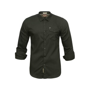 Sunnex Mens Casual Shirt Long Sleeve FSS-PL-4006