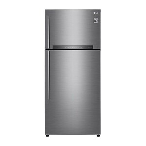 LG Double Door Refrigerator GR-H832HLHL 630Ltr,  LINEARCooling™, Hygiene FRESH+™, ThinQ