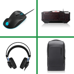 Lenovo Legion Gaming Bundle Pack