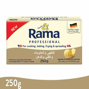 Rama Vegetable Fat Spread 250g