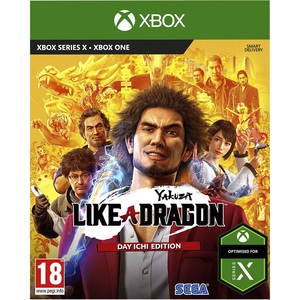 Yakuza: Like a Dragon Day Ichi Steelbook Edition Xbox Series X & Xbox One