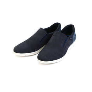 DR. Jells Men's Casual Shoes Navy
