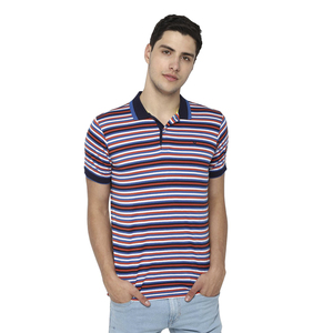 Allen Solly Men's Polo T Shirt Short Sleeve  ASKPWRGF864136 Blue