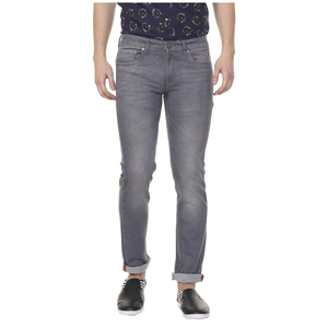 LP Youth  Men's Jeans LRDNCSLB164324 Grey