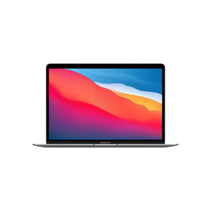 "Apple MacBook Air 13""(MGN63AB/A), Apple M1 chip with 8-core CPU and 7-core GPU, 256GB - Space Grey"