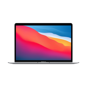 "Apple MacBook Air 13""(MGN93AB/A), Apple M1 chip with 8-core CPU and 7-core GPU, 256GB - Silver"