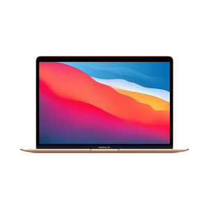 "Apple MacBook Air 13""(MGND3AB/A), Apple M1 chip with 8-core CPU and 7-core GPU, 256GB - Gold"